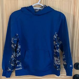 Other - Boy's Blue Hoodie